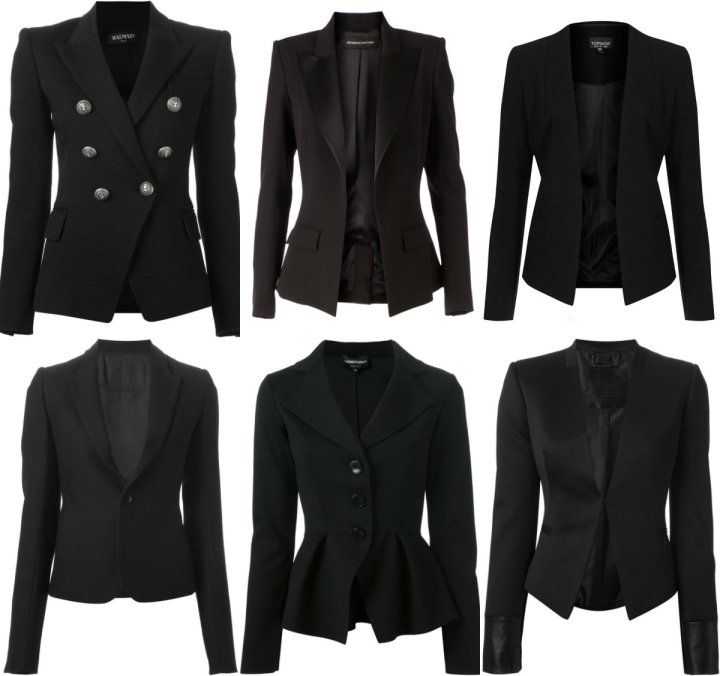 BLAZERS & COATS GALORE