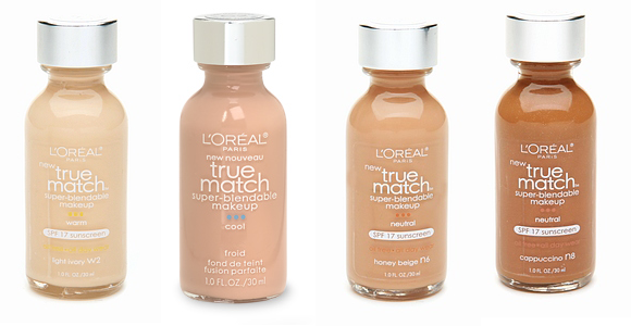 loreal-true-match-foundation