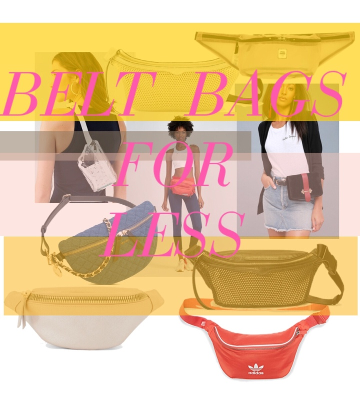 BELT BAGS FORLESS